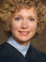 Judge Judith Hayes, San Diego Superior Court